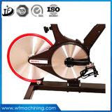 Bastidor de arena de la rueda de la rueda volante del coche de la rueda volante del OEM con trabajar a máquina
