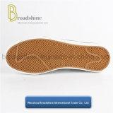 Breathable ботинки PU верхние вскользь для женщин и людей
