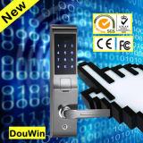 Digitahi Keypad Code Fingerprint Safe Door Lock per Home