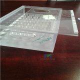 Linha 2015 acrílica nova que dobra Fabrication/Polycarbonate que processa a fábrica plástica da fabricação das peças/China