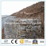 중국제 강 과정 보호 Gabion 메시