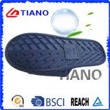 高品質PVC側面の屋外および屋内女性のスリッパ(TNK24950)