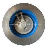Tipo singola valvola di ritenuta della cialda del ghisa dell'oscillazione del disco