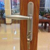 Double Glazed 6mm+25A+6mm Australian Standard Hidden Mesh Aluminium Folding Door