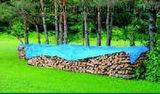 Poli tela incatramata del coperchio della tenda della tenda di Lona della tela incatramata per tutti gli usi del PE