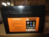 bateria acidificada ao chumbo livre da motocicleta da manutenção de 12V9ah 9asealed