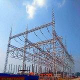 architettura d'acciaio della sottostazione del trasporto di energia di angolo 500kv
