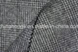 Tela tingida fio de T/R, 63%Polyester 33%Rayon 4%Spandex, 265GSM