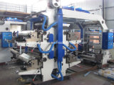 Machine d'impression Yb-4600 flexographique pour le film plastique
