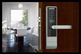 Bloqueo de puerta electrónico del código del telclado numérico de la pantalla táctil con clave de la invalidación