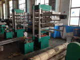 Máquina de borracha da telha/imprensa hidráulica