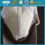 100%年のスポーツの帽子のためにポリエステルによって編まれる可融性に行間に書き込むこと