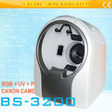 Máquina do analisador da umidade da pele