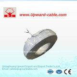 2 fils électriques de conducteur de cuivre de faisceau (IEC60227)