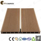 Preço plástico da madeira do assoalho ao ar livre de madeira de WPC