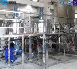 sapone di lavanderia liquido 1000L che si mescola facendo serbatoio