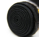 Silk прямой уток человеческих волос