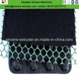 Máquina de extrudado de la fabricación del estirador de la tarjeta del drenaje de la protección del filtro del túnel