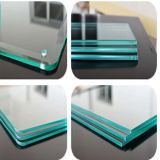 Verre Tempered peint chaud /Toughened Shellf en verre de Shellf de meubles d'art en verre