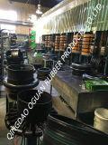 Tubo interno barato caliente del caucho natural de la motocicleta de Birmania de 250-17