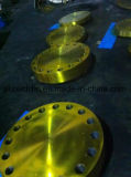 Flange cega de Blrtj do aço de carbono de ASTM A105