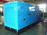 générateur 100kVA diesel silencieux avec l'engine R6105zd de Weifang avec des homologations de Ce/Soncap/CIQ