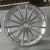 Vossen Vfs2、CVTのVfs1銀製機械表面合金の車輪