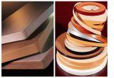 Adhésif chaud de fonte d'utilisation de machine de bordure foncée de meubles en bois de colle