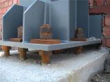 鉄骨構造の倉庫の鉄骨構造の研修会(BYSS122902)
