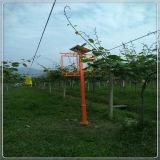 Type intelligent lampe solaire d'inverseur de tueur de moustique de C.C de DEL