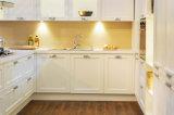 現代木の食器棚PVCホーム食器棚の家具の台所(zc-034)