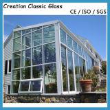 ガラスドアまたは窓ガラスのための強くされたか、または和らげられた安全ガラスを取り除きなさい