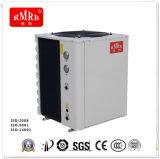 消費者(エアコンへの中心にされた冷却するか、または熱する供給