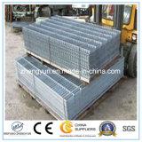 Pannello reticolare saldato galvanizzato costruzione del recinto di filo metallico