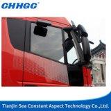 Cabeça internacional do caminhão do trator do cavalo-força 4*2 de Saic 380 (parte superior lisa)