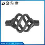 OEM Ferro Forjado/ Aço Inoxidável Metal Casting Sand Spearhead com Cast Process