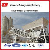 Impianto di miscelazione concreto mobile di fabbricazione 50m3/H della Cina da vendere