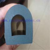 Изготовленный на заказ толщиной обвайзер природного каучука
