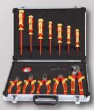 Изолированный VDE комплект инструментов 4005