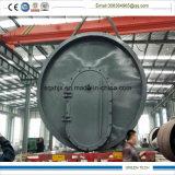planta de la pirolisis del neumático 15ton que recicla el neumático usado para engrasar