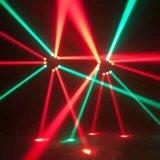 matériel principal mobile du DJ de lumière de faisceau d'araignée de 9X10W DEL