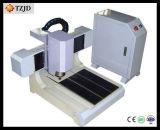 Fresadora del CNC de la mesa con tamaño pequeño