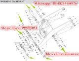 De Bout GB5783-M16*30epzn-8.8 4011000094 van de Delen van de Lader van het VoorEind LG938 LG953 LG956 LG958 LG968 van Sdlg LG936