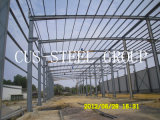Proyecto Wearhouse ligeras de acero / Estructura de acero Casa