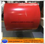 PPGI con la película plástica de la protección