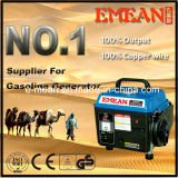 12 gerador Soundproof trifásico da gasolina da garantia 6kw da boca