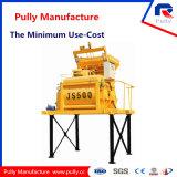 Mixer van het Cement van de Schacht van de Vervaardiging van Pully de Dubbele Grote (JS1500)