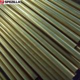 Tubo sem emenda niquelar de cobre de ASTM B111 C70600