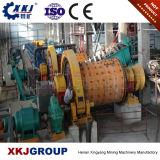 Broyeur à boulets d'usine de Benefication de minerai avec le procédé humide