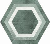 육각형 도기 타일 수수께끼 시리즈
